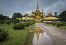 Myanmar - Tempel