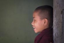 Myanmar - monnik