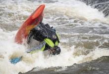 Luik - kayak'er