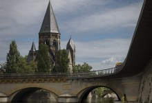 Metz - New Temple