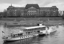Dresden - Staatsministerium