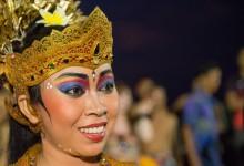 Danseres Bali