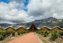 Rioja by Calatrava!